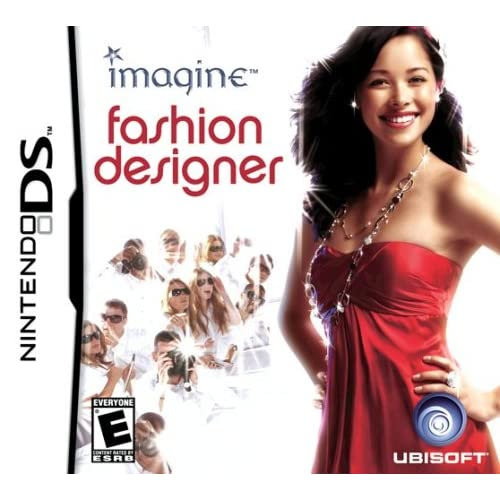 Imagine: Fashion Designer For Nintendo DS DSi 3DS 2DS Strategy