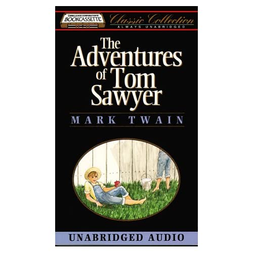 Image 0 of The Adventures Of Tom Sawyer By Twain Mark Hill Dick Reader On Audio