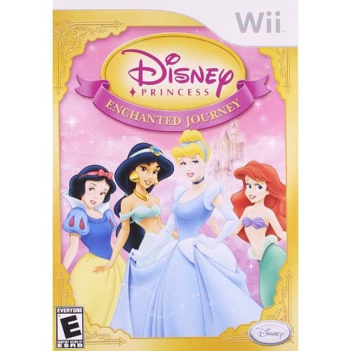 Image 0 of Disney Princess: Enchanted Journey For Wii