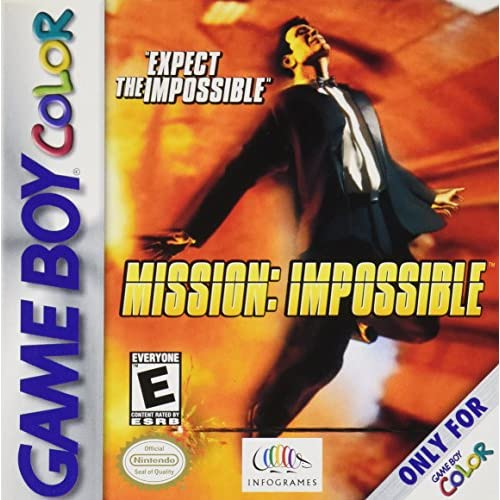 Mission: Impossible On Gameboy Color