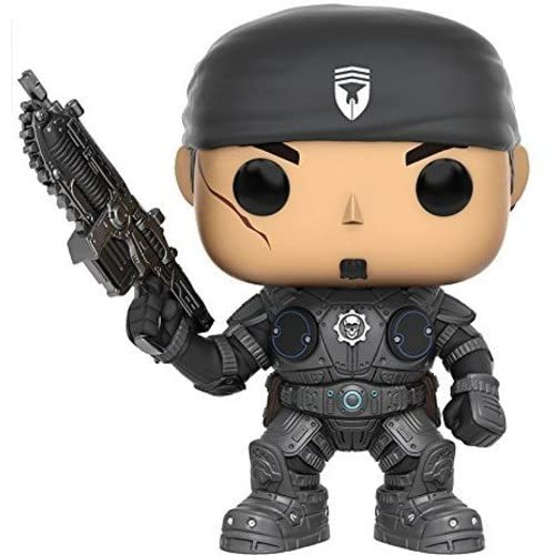 Funko Pop Games: Gears Of War Marcus Fenix Action Figure Toy