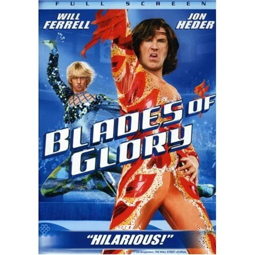 Image 0 of Blades Of Glory Full Screen Edition On DVD with Will Ferrell Comedy