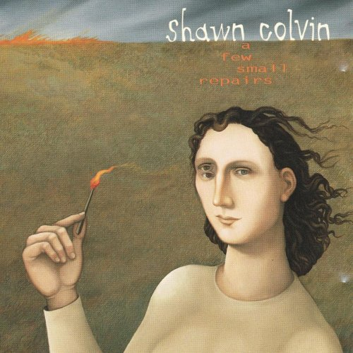 Image 0 of A Few Small Repairs By Shawn Colvin On Audio CD Album 1996
