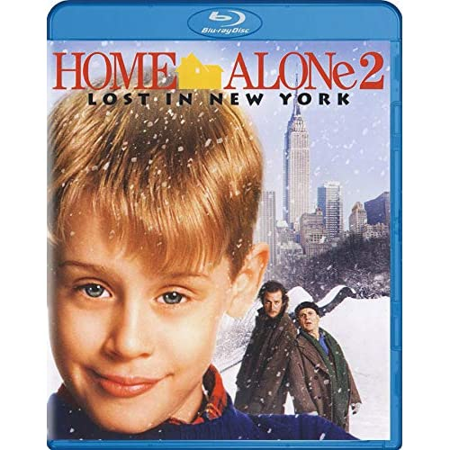 Image 0 of Home Alone 2: Lost In New York Blu-Ray On Blu-Ray With Gerry Bamman