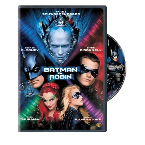 Image 0 of Batman Robin On DVD