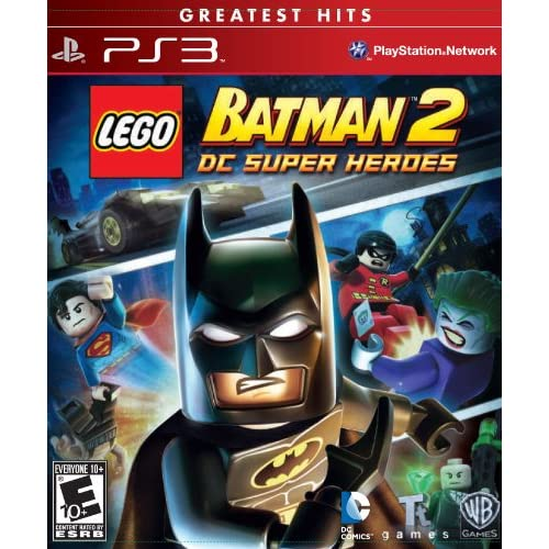 Lego Batman 2: DC Super Heroes For PlayStation 3 PS3
