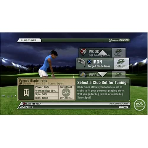 Image 2 of Tiger Woods PGA Tour 09 For Xbox 360 Golf