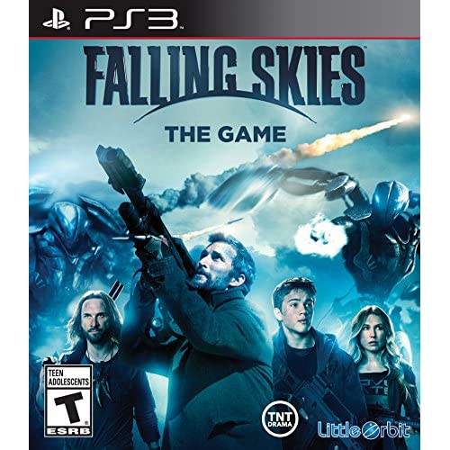 Falling Skies: The Game For PlayStation 3 PS3