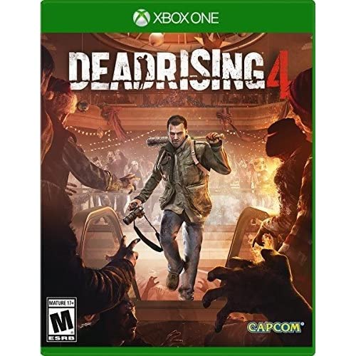 Dead Rising 4 For Xbox One Shooter