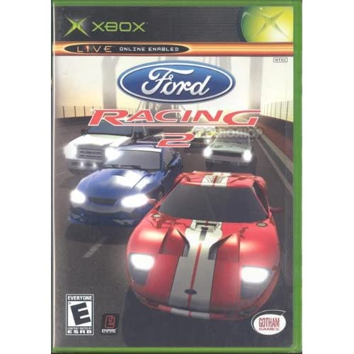 Old Xbox Games Racing Games : Ford racing xbox for original