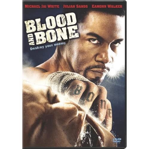 Image 0 of Blood And Bone On DVD With Michael White Drama
