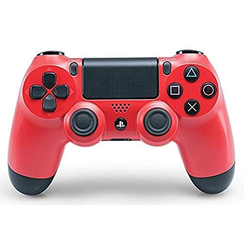 Dualshock 4 Wireless Controller For PlayStation 4 Magma Red PS4 VYD222