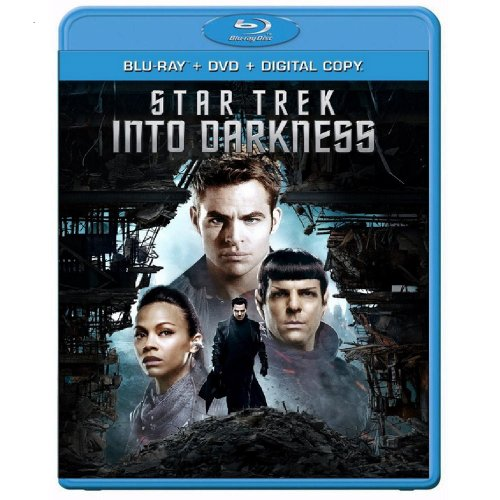 Image 0 of Star Trek Into Darkness (Blu-Ray DVD Digital HD)