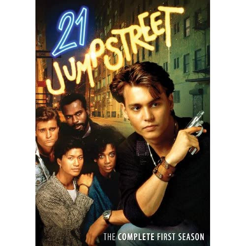 Image 0 of 21 Jump Street: Season 1 On DVD With Johnny Depp
