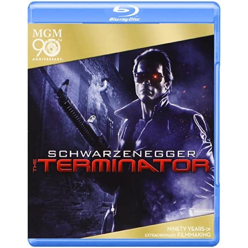 Image 0 of The Terminator Blu-Ray On Blu-Ray With Arnold Schwarzenegger