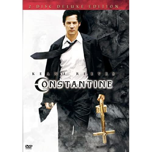 Image 0 of Constantine Two-Disc Deluxe Edition On DVD With Keanu Reeves 2