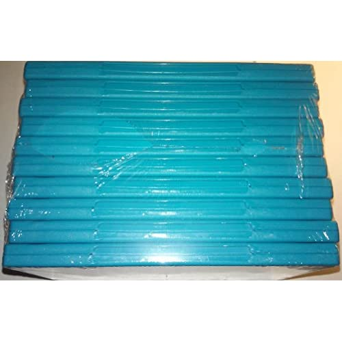 10 Official Nintendo Wii U Blue Replacement Game Cases OEM