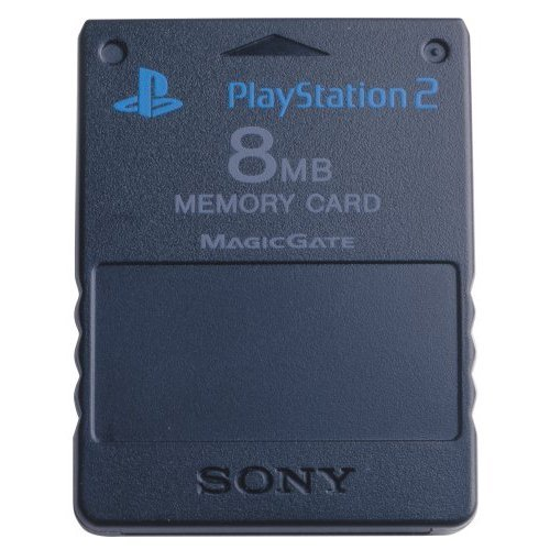 Image 0 of Sony PlayStation 2 Memory Card 8MB