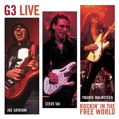 Image 0 of G3 Live: Rockin' In The Free World By G3 On Audio CD Album 2004