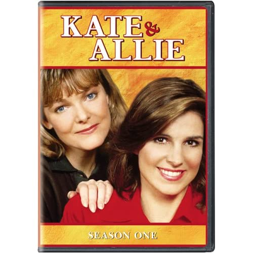 Image 0 of Kate & Allie Season One On DVD With Susan Saint James