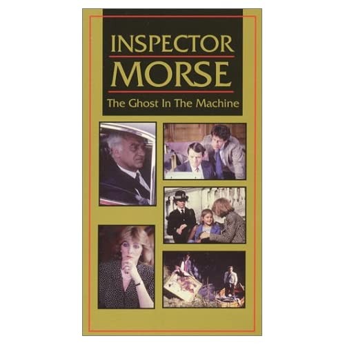 Image 0 of Inspector Morse Ghost In The Machine On VHS With John Thaw