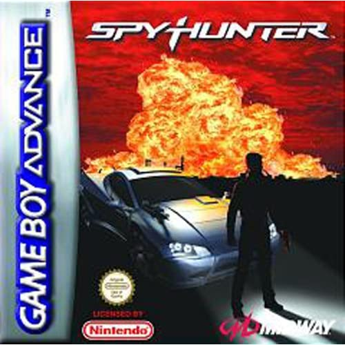 Image 0 of Spy Hunter GBA For GBA Gameboy Advance