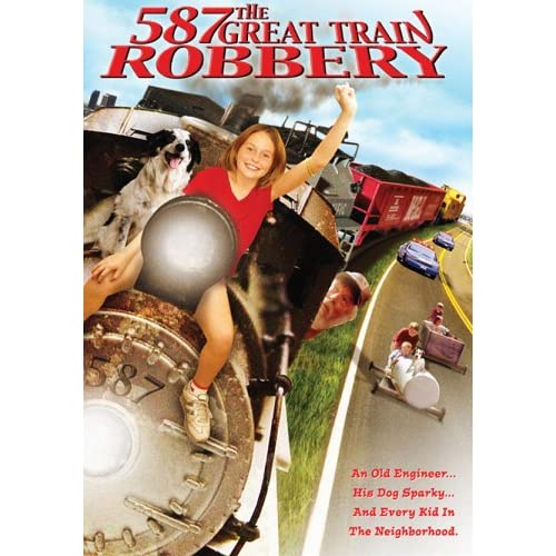 Image 0 of 587: The Great Train Robbery On DVD with Ran Burns