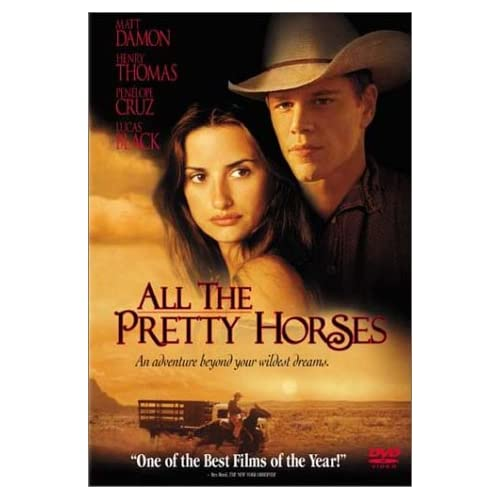 All The Pretty Horses On DVD With Robert Patrick Drama