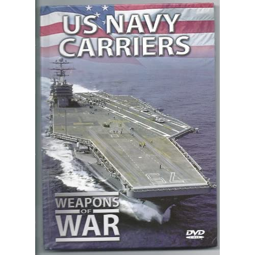 Image 1 of US Navy Carriers: Weapons Of War On DVD Educational