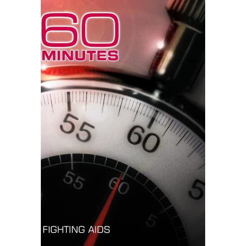 Image 0 of 60 Minutes Fighting Aids January 1 2006 On DVD