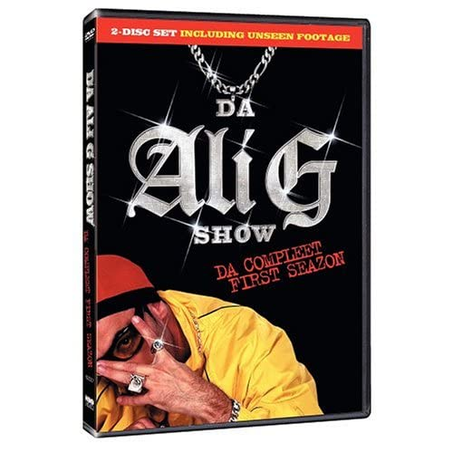 Image 0 of Da Ali G Show The Complete First Season On DVD With Sacha Baron Cohen