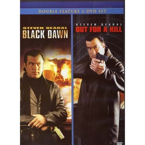 Image 0 of Black Dawn/out For A Kill On DVD