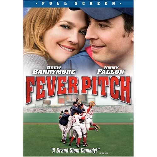 Image 0 of Fever Pitch Full Screen Edition On DVD With Drew Barrymore Romance