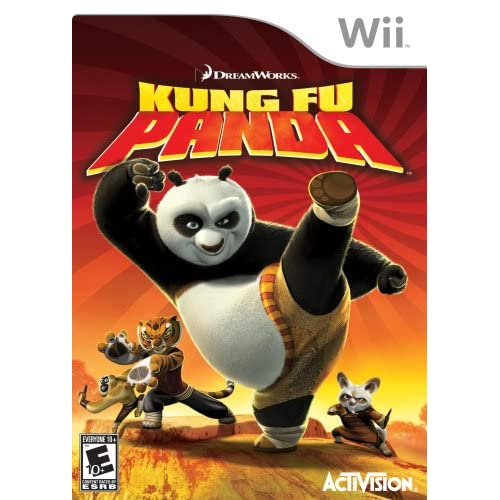 Image 0 of Kung Fu Panda For Wii