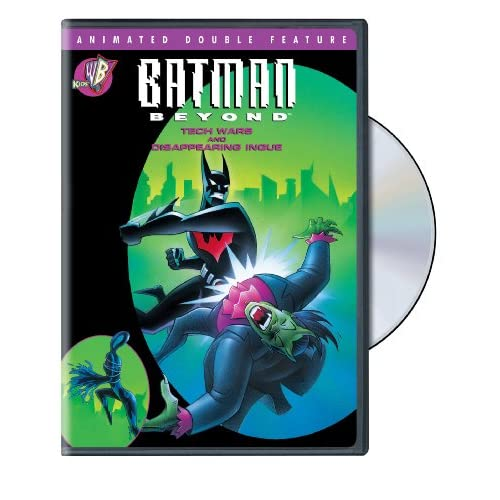 Image 0 of Batman Beyond Tech Wars/disappearing Inque Animated Double Feature On DVD