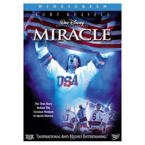 Image 0 of Miracle Widescreen Edition On DVD With Kurt Russell Disney