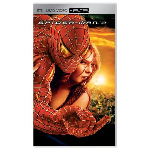 Image 0 of Spider-Man 2 Movie Not Game UMD Movie For PSP