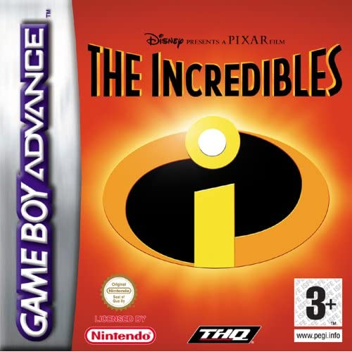 Image 0 of The Incredibles GBA For GBA Gameboy Advance