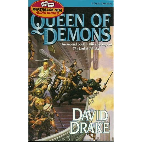 Image 0 of Queen Of Demons Isles Series By David Drake And Michael Page Reader On Audio Cas