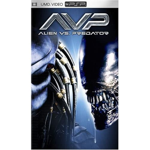 Alien Vs Predator UMD For PSP