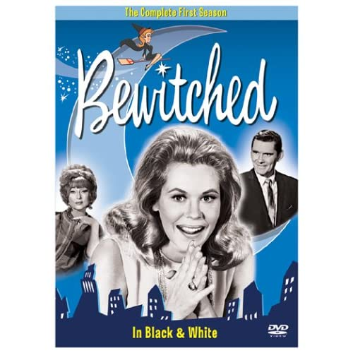 Image 0 of Bewitched The Complete First Season Black And White On DVD With Elizabeth Montgo