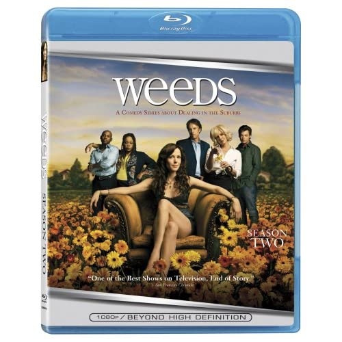 Image 0 of Weeds: The Complete Second Season Blu-Ray 2007 Mary-Louise Parker On Blu-Ray