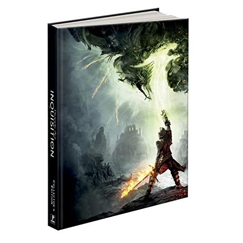 Dragon Age Inquisition Edition: Prima Official Game Guide Strategy Guide