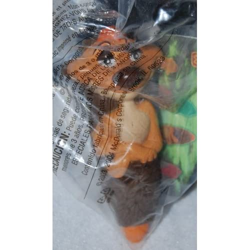 mcdonalds happy meal 2003 the lion king 1 movie timon  3 toy