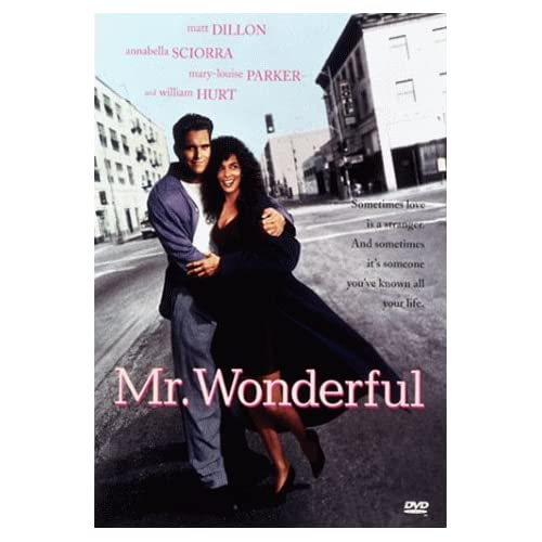 Image 0 of Mr Wonderful On DVD With Matt Dillon Comedy