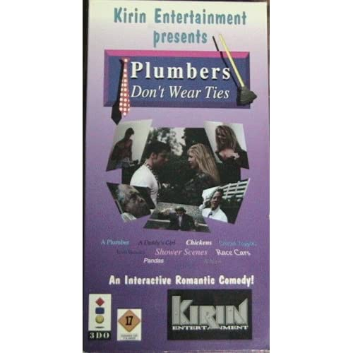 Plumbers Don't Wear Ties For 3DO Vintage