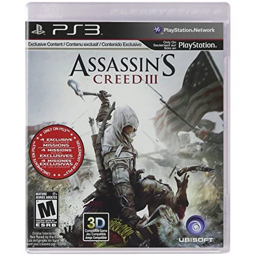 Assassin's Creed III Renewed For PlayStation 3