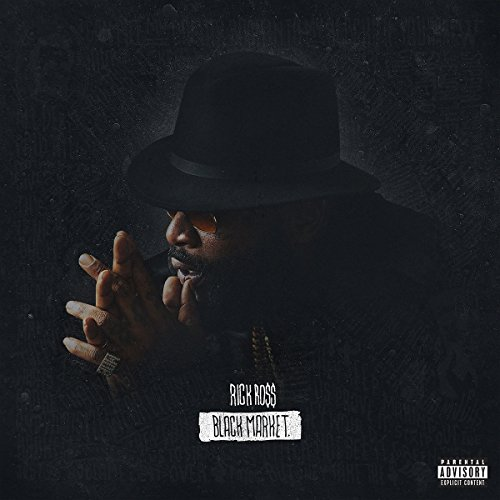Image 0 of Black Market By Rick Ross And Rick Ross Composer And Rick Ross Conductor And On