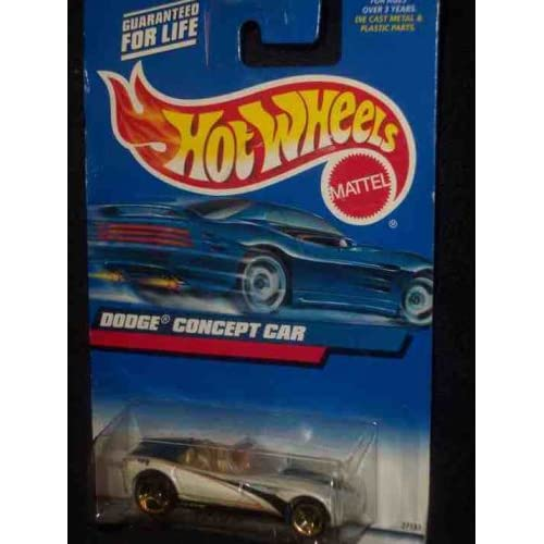#2000-167 Dodge Concept Car Malaysia Collectible Collector Car Mattel