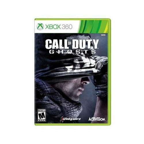 Image 0 of Call Of Duty Ghosts Game For Xbox 360